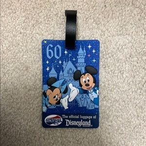 Disneyland Luggage Tag